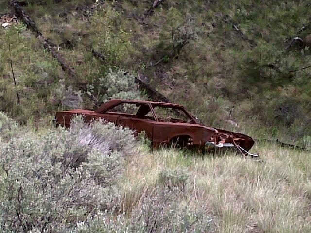 Rusty Car #4