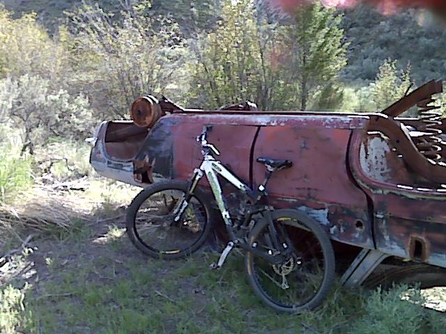 Rusty Car #1