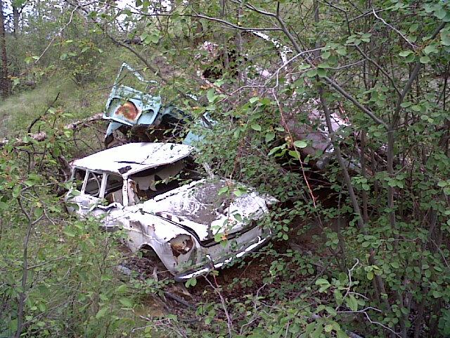 Rusty Cars 5, 6 & 7
