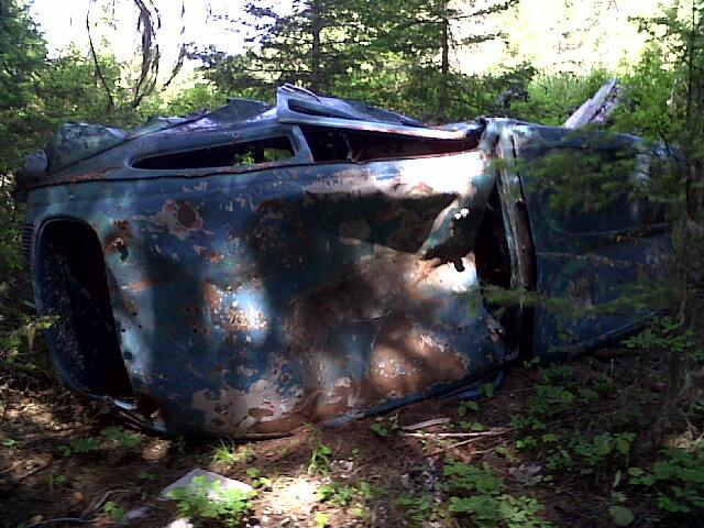Rusty Car #13