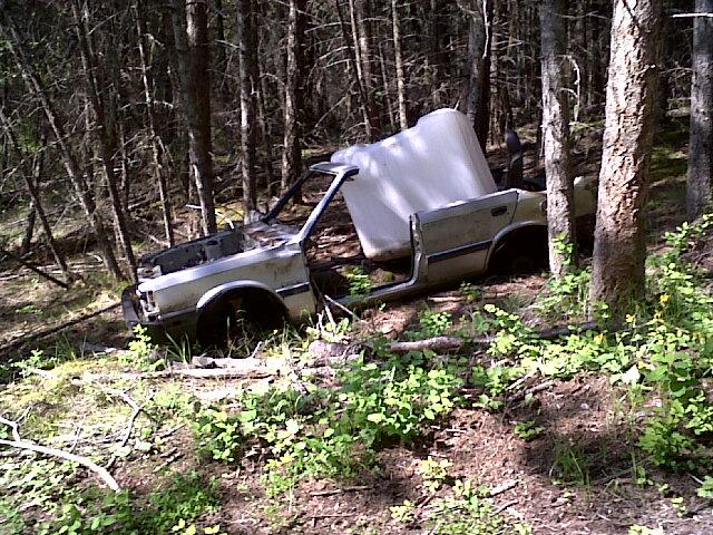 Rusty Car #12