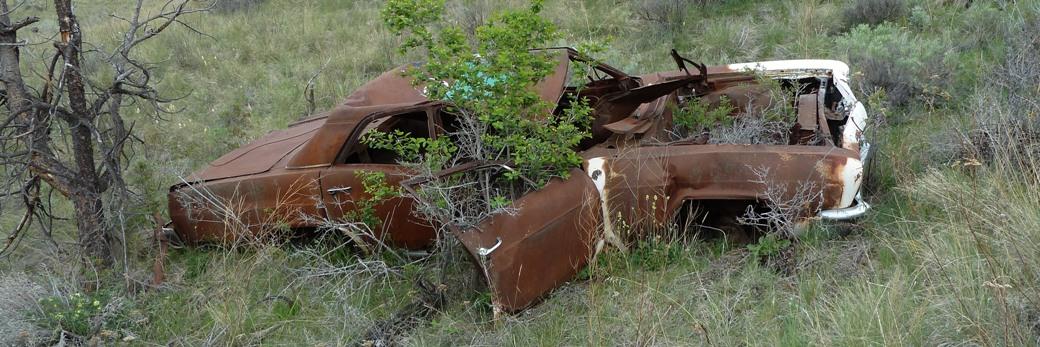 Rusty Car #21